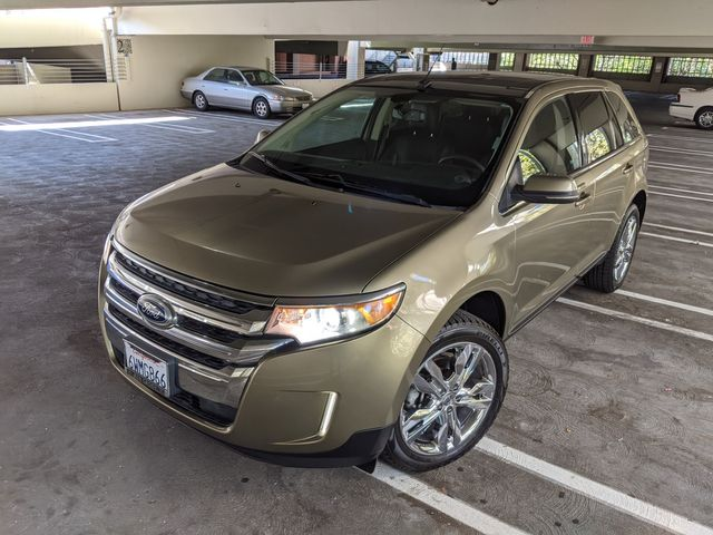 2012 Ford EDGE LIMITED in Campbell, CA 95008