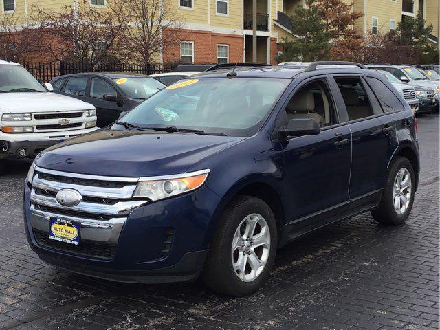 2012 Ford Edge SE | Champaign, Illinois | The Auto Mall of Champaign in Champaign Illinois