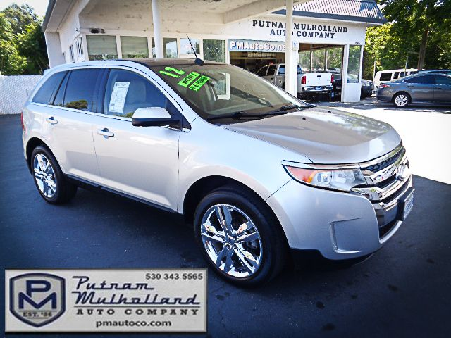2012 Ford Edge Limited Chico, CA