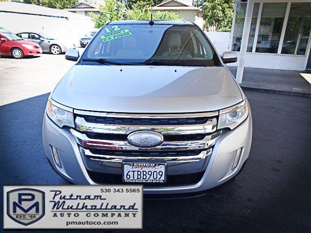 2012 Ford Edge Limited Chico, CA 1