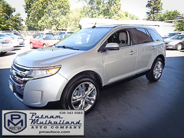 2012 Ford Edge Limited Chico, CA 2