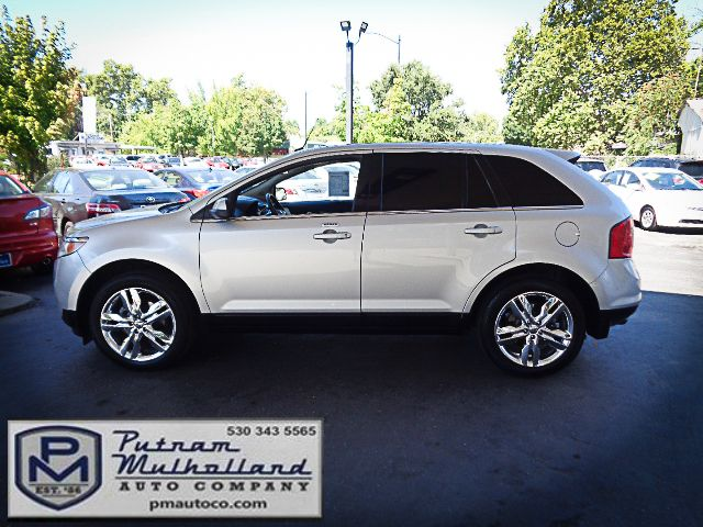 2012 Ford Edge Limited Chico, CA 3
