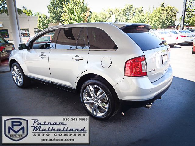 2012 Ford Edge Limited Chico, CA 4