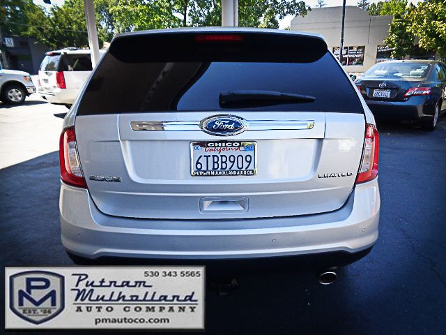 2012 Ford Edge Limited Chico, CA 5