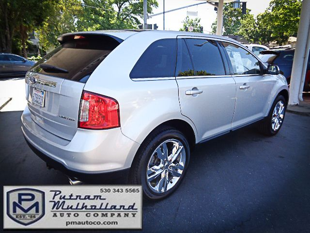 2012 Ford Edge Limited Chico, CA 6
