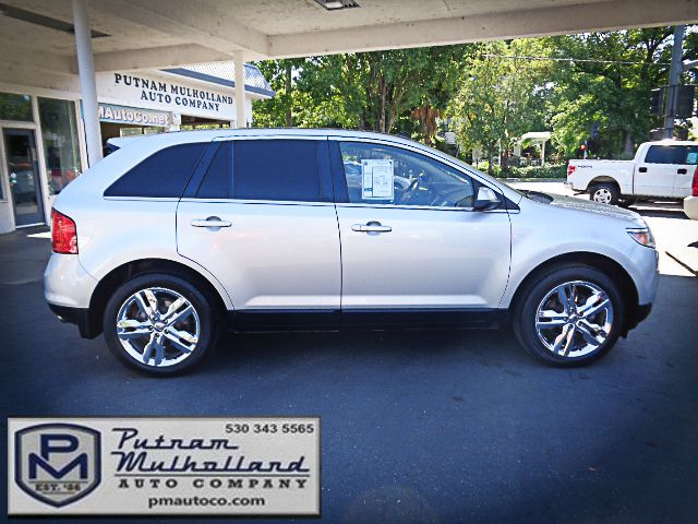 2012 Ford Edge Limited Chico, CA 7
