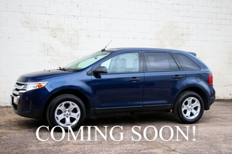 2012 Ford Edge SE AWD Crossover with 18