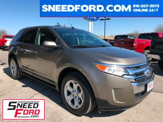 2012 Ford Edge SEL 2.0L I4 in Gower Missouri, 64454
