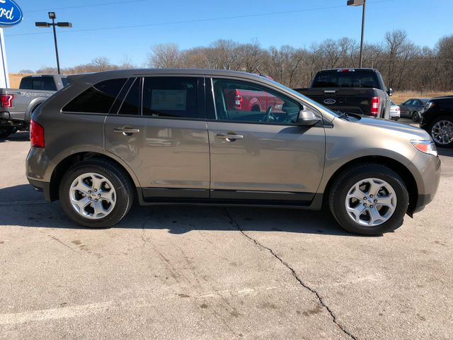 2012 Ford Edge SEL 2.0L I4 in Gower Missouri, 64454