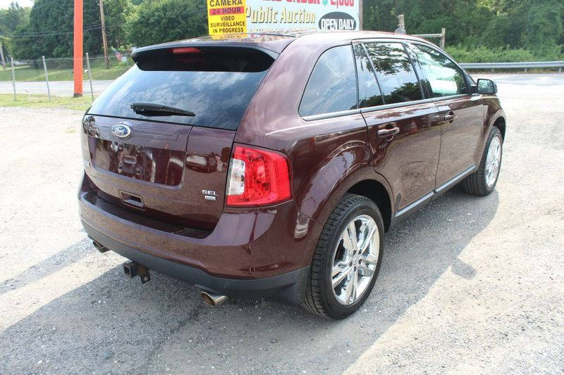 2012 Ford Edge SEL  city MD  South County Public Auto Auction  in Harwood, MD