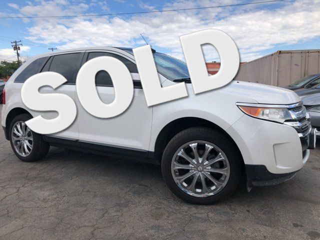 2012 Ford Edge SEL CAR PROS AUTO CENTER (702) 405-9905 Las Vegas, Nevada