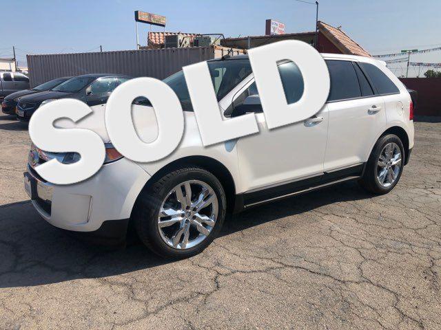 2012 Ford Edge SEL CAR PROS AUTO CENTER (702) 405-9905 Las Vegas, Nevada