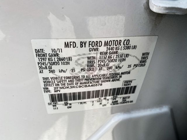 2012 Ford Edge Limited Madison, NC 32