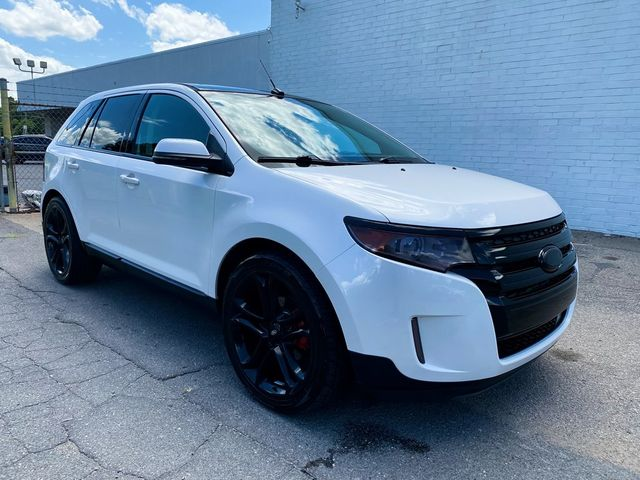 2012 Ford Edge Limited Madison, NC 6