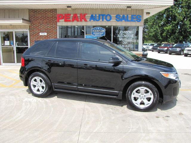 2012 Ford Edge SEL Turbo