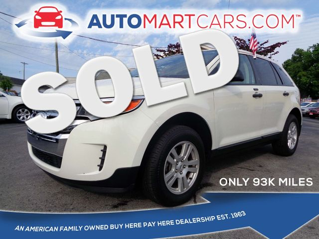 2012 Ford Edge SE | Nashville, Tennessee | Auto Mart Used Cars Inc. in Nashville Tennessee