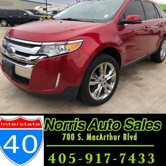 2012 Ford Edge Limited   Oklahoma City, OK   Norris Auto Sales (I-40) in Oklahoma City OK