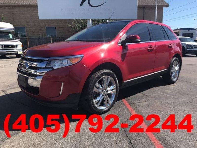 2012 Ford Edge Limited | Oklahoma City, OK | Norris Auto Sales (I-40) in Oklahoma City OK
