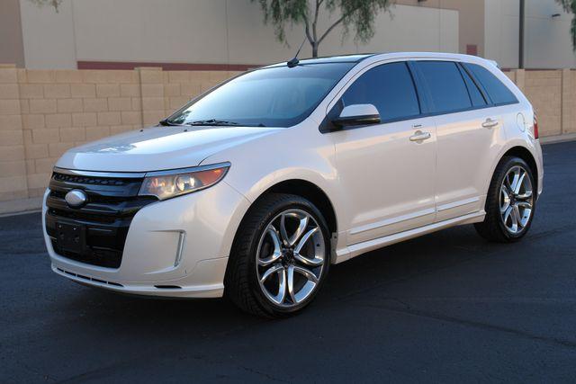 2012 Ford Edge Sport Phoenix, AZ 6
