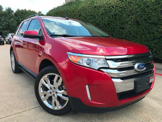 2012 Ford Edge SEL w/Navigation**1-Owner