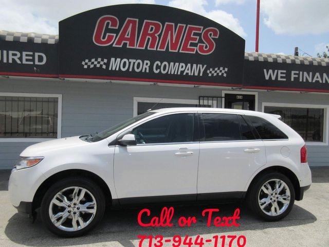 2012 Ford Edge Limited south houston, TX 0