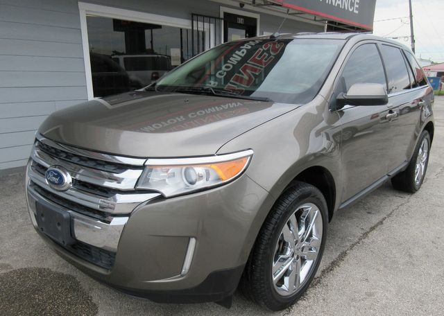 2012 Ford Edge Limited south houston, TX 1
