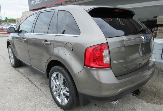 2012 Ford Edge Limited south houston, TX 2
