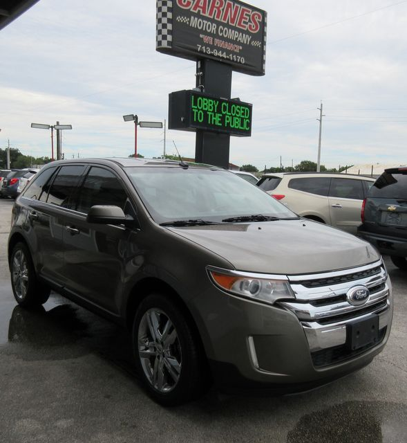 2012 Ford Edge Limited south houston, TX 4