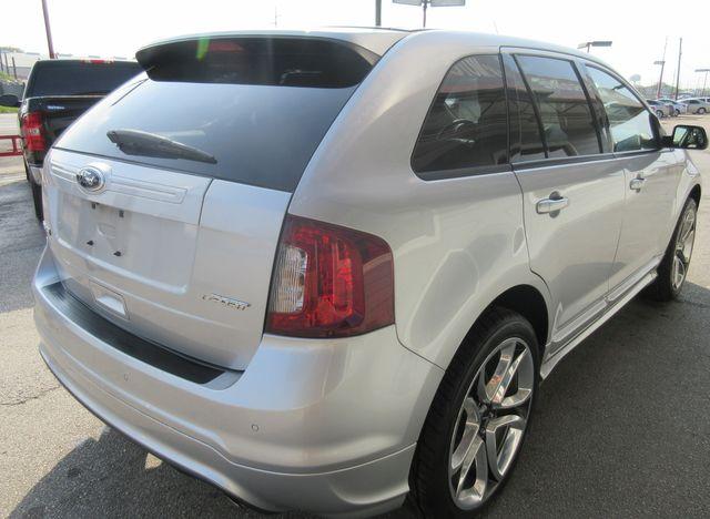 2012 Ford Edge Sport south houston, TX 3