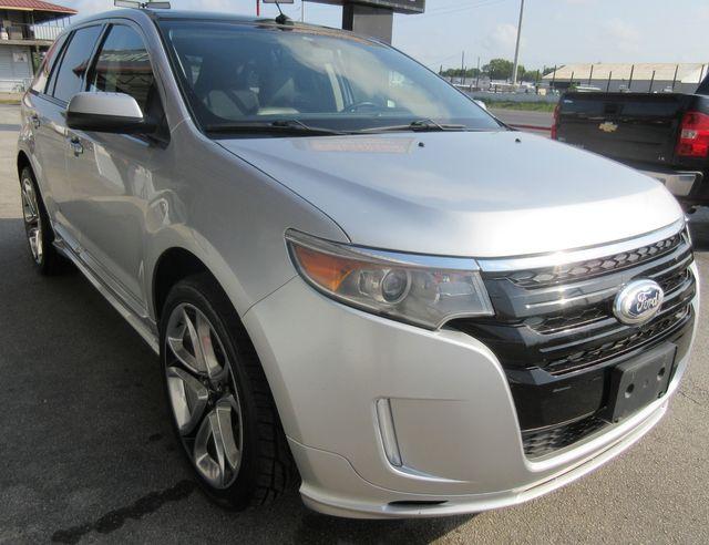 2012 Ford Edge Sport south houston, TX 4
