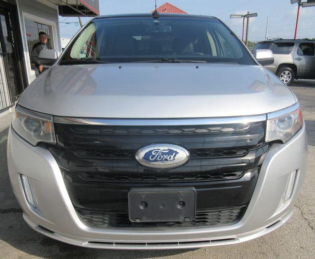 2012 Ford Edge Sport south houston, TX 5