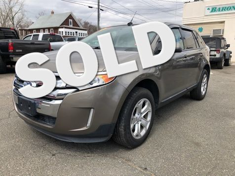 2012 Ford Edge SEL in West Springfield, MA