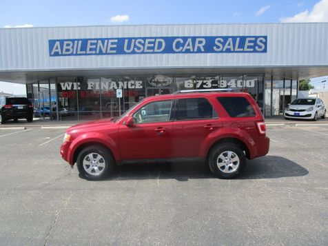 2012 Ford Escape Limited in Abilene, TX