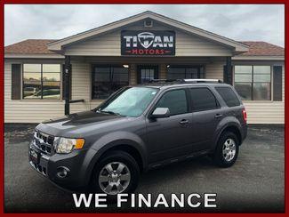 2012 Ford Escape Limited in Amarillo, TX 79110