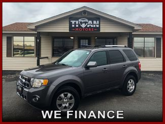 2012 Ford Escape Limited in Amarillo, TX 79110