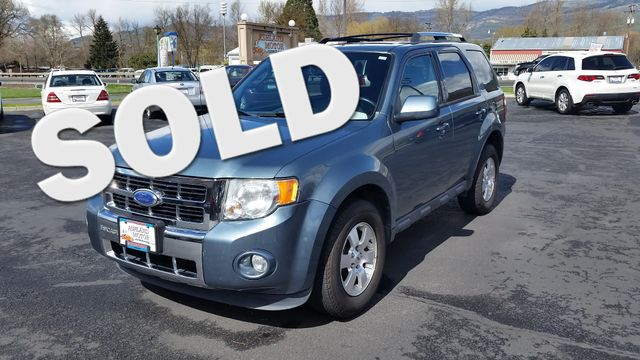 2012 Ford Escape Limited | Ashland, OR | Ashland Motor Company in Ashland OR