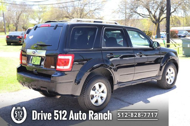 2012 Ford Escape Limited in Austin, TX 78745