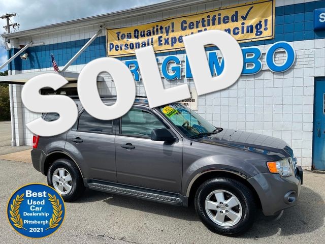 2012 Ford Escape 4x4 XLT