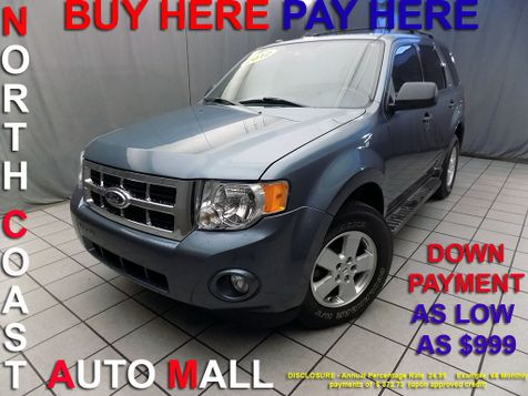 2012 Ford Escape XLT As low as $999 DOWN in Cleveland, Ohio