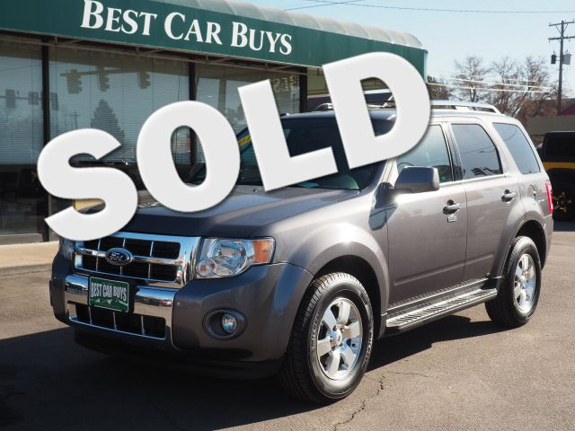 2012 Ford Escape Limited Englewood, CO