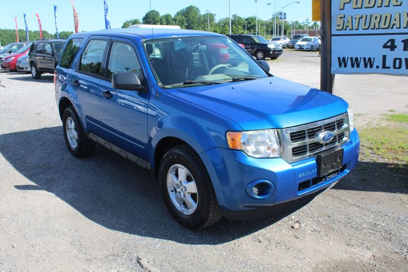 2012 Ford Escape XLS  city MD  South County Public Auto Auction  in Harwood, MD