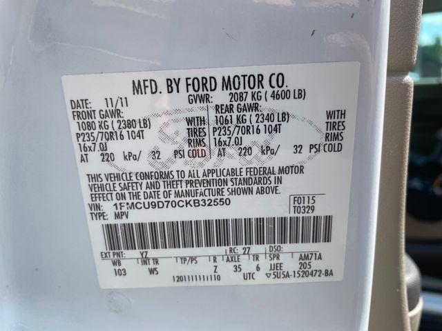 2012 Ford Escape XLT Hoosick Falls, New York 7