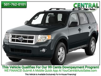 2012 Ford Escape XLT   Hot Springs, AR   Central Auto Sales in Hot Springs AR