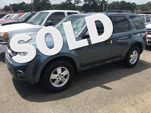 2012 Ford Escape XLT - John Gibson Auto Sales Hot Springs in Hot Springs Arkansas
