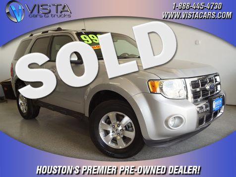 2012 Ford Escape Limited in Houston, Texas