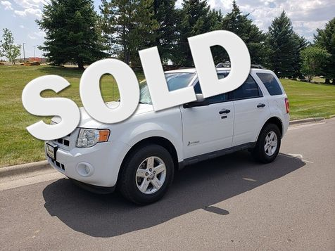 2012 Ford Escape Hybrid 4d SUV 4WD in Great Falls, MT