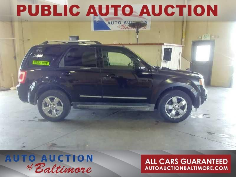 2012 Ford Escape Limited | JOPPA, MD | Auto Auction of Baltimore  in JOPPA MD