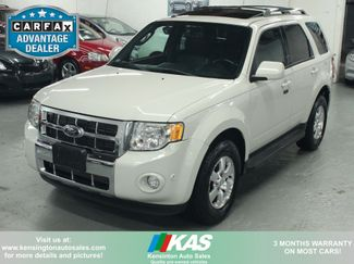 2012 Ford Escape Limited 4WD Kensington, Maryland