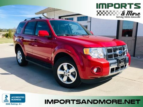 2012 Ford Escape Limited in Lenoir City, TN