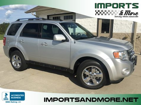 2012 Ford Escape Limited V6 4WD in Lenoir City, TN